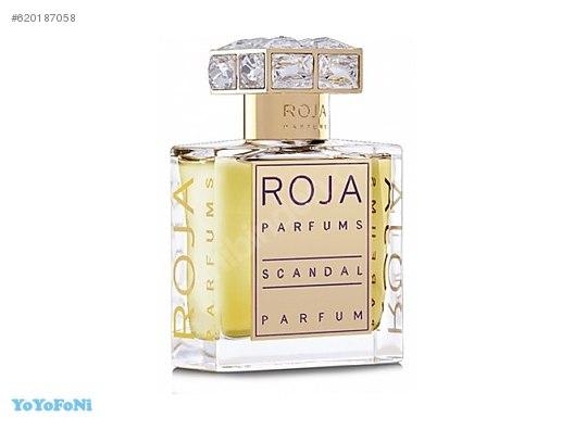 Roja Scandal Parfum Pour Femme 50 Ml Bayan Tester Parfüm At