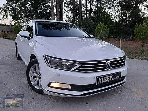 KUZEY GARAGE'DAN 2015 MODEL VW PASSAT 1.4 TSI BLUEMOTİON...