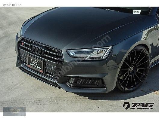 Cars Suvs Exterior Accessories Audi A4 B9 2016 S4 Sedan Ve
