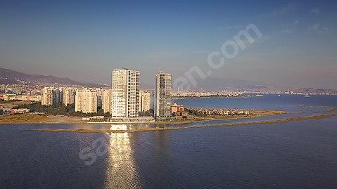 Karşıyaka Mavişehir ' de 3+1 Satılık Sıfır Residance