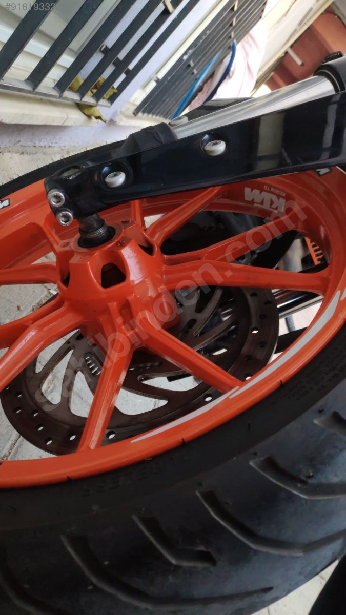 KTM 390 Duke 2015 Model Naked / Roadster Motor Sahibinden