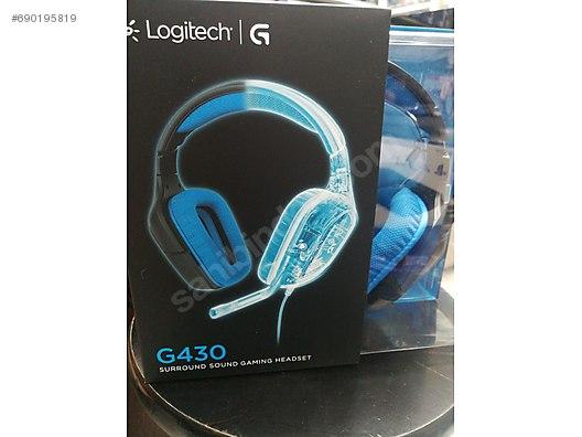 3b0ce589ceb Sıfır Logitech G430 at sahibinden.com - 690195819
