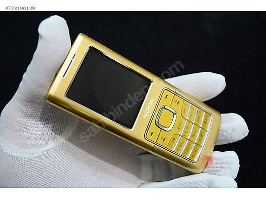 Gold comda 6500 Sahibinden Classic Nokia