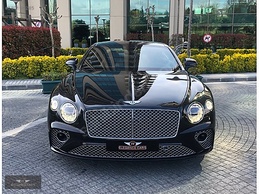 Bentley Continental Gt Elegance Cars 2019 My Bentley
