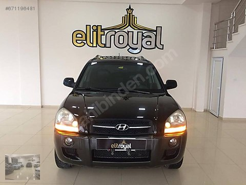 Royal Kia Tucson >> Hyundai Tucson 2 0 Crdi Style Elit Royal Otomotiv Den