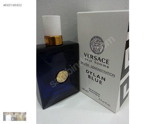 ücretsiz Kargo Tester Parfüm Versace Dylan Blue Iade Garantili At