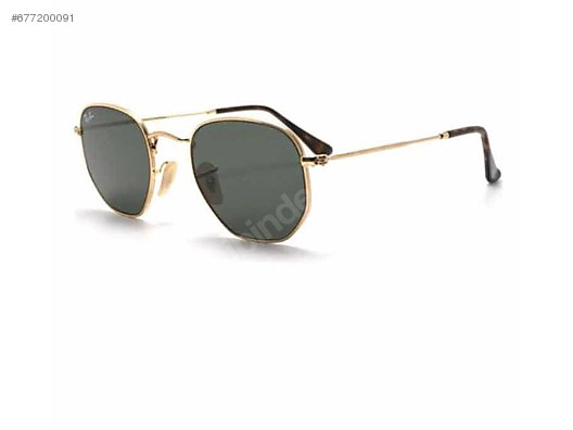 64abda52dca98 Sunglasses   Orjinal Sıfır Ray-Ban 3548n 001   54 Unisex Güneş Gözlüğü at  sahibinden.com - 677200091