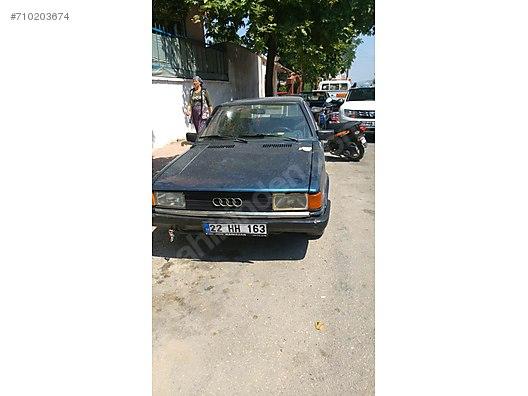 Audi / 80 Series / 1 6 D / Audi 80 fiyat düştü at sahibinden com