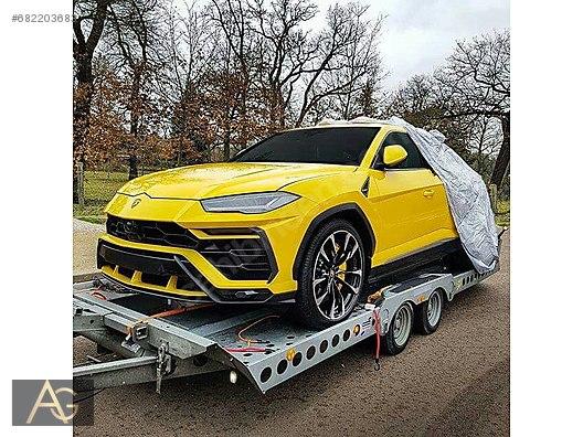 Lamborghini Urus 4 0 Avant Garde Etiler 2019 O Km