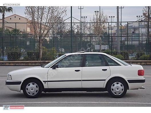 Audi / 80 Series / 2 0 / ÖNDER OTOMOTİV DEN 2 0 İ AUİDİ 80