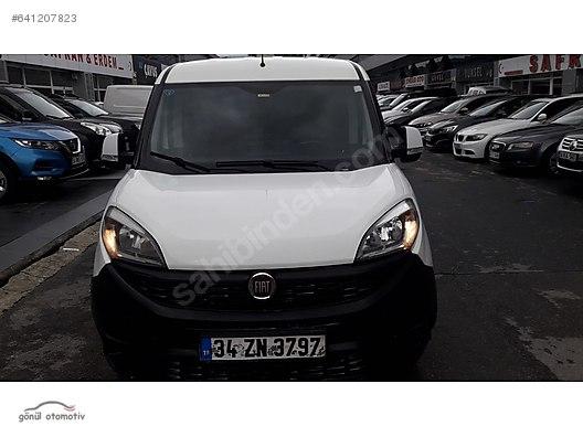 Fiat Doblo Cargo 1 3 Multijet Cargo Maxi 2015 Fiat Panelvan