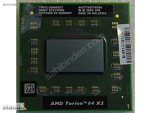 AMD TURION 64X2 TL-56 TREIBER WINDOWS 10