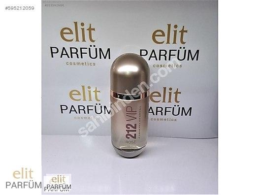 Carolina Herrera 212 Vip Rose Edp 80ml Parfüm Toptan Fiyatına At