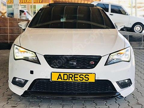 AUTO ADRESS`TEN 2016 MODEL SEAT LEON 1.6 TDİ CAM...