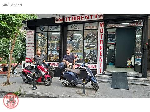 KALİTENİN ADRESİ MOTORENTT 'DE KİRALIK NC 750 X...