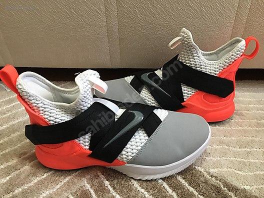 a71093d14bfc4 Sıfır Nike Lebron Soldier XII 12 Sfg 41 Numara AO4054-102 - Basketbol Takım  Sporları İçin Spor Malzemeleri sahibinden.com da - 681214329