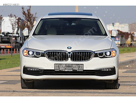 BOYASIZ HATASIZ 2018 ÇIKIŞ BMW 520İ PRESTİGE BUSINES...