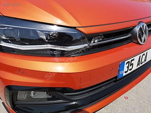 Volkswagen Polo 10 Tsi R Line Sifir Km R Line Sahibinden