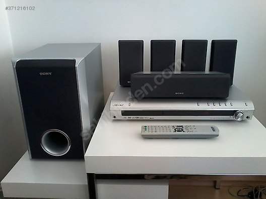 Driver for Sony DAV-DZ300 Home Theatre System