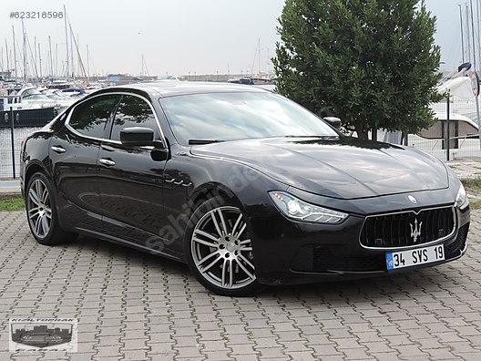 Maserati / Ghibli / 3.0 / 2015 MASERATİ GHİBLİ 3.0 DİESEL 92.500 KM. - FERMAS - sahibinden.comda ...
