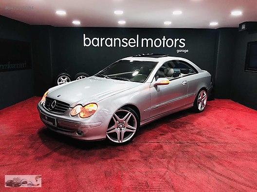Mercedes Benz Clk Clk 270 Cdi Avantgarde Baransel Motors