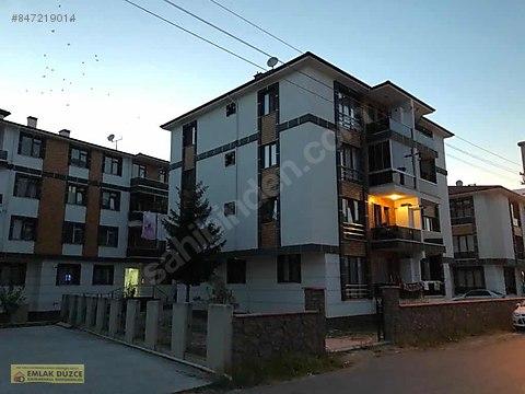 EMLAK DÜZCEDEN AZİZİYE MAHALLESİNDE SATILIK 3+1...