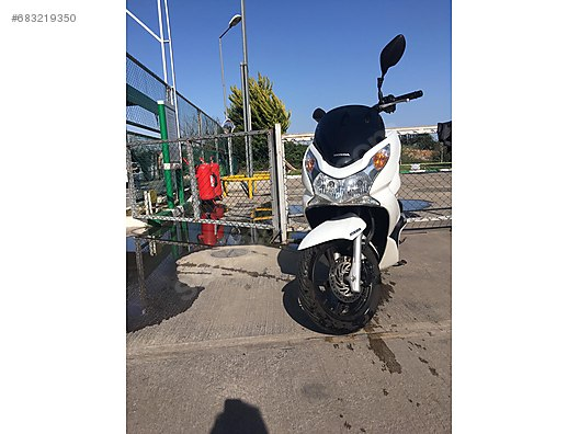Honda Pcx Temiz 2012 Model Honda Pcx 125 15000 Km At