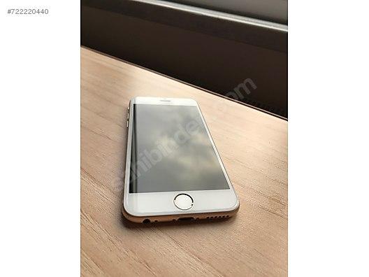 Apple / iPhone 6S / Iphone 6S 16 GB Gold İkinci El Temiz