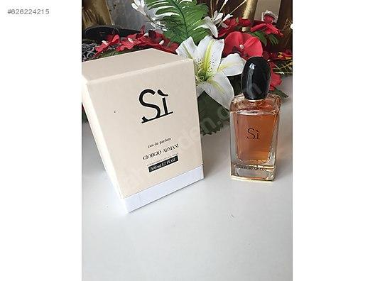 Giorgio Armani Si Edp Bayan Parfüm 100 Ml Armani Unisex Parfüm