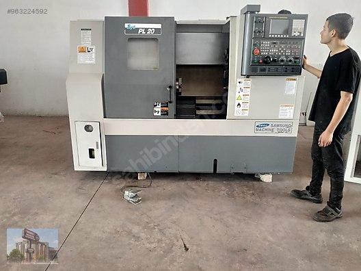 CNC SAMSUNG PL20 8 INC FAİZ LEASING YOK 18 AY VADE. #963224592