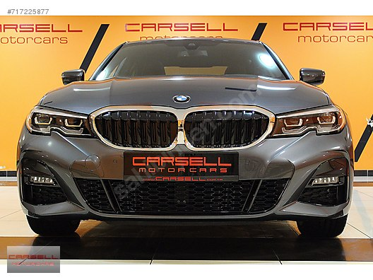Bmw 3 Series 320i First Edition M Sport Carsell Yeni 2019