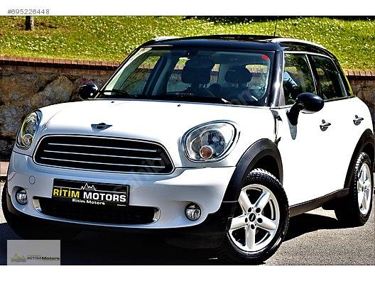 Mini Cooper Countryman Countryman 16 Ritim Motors 2013