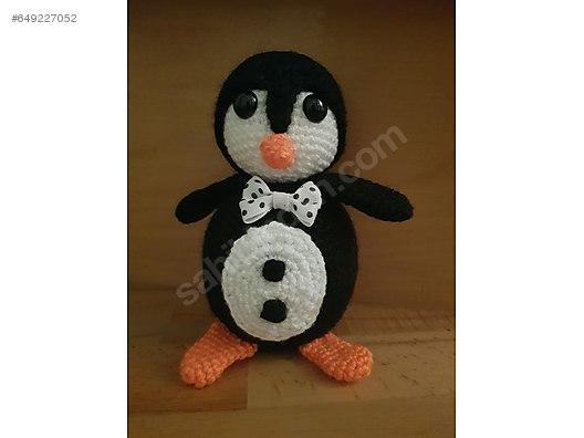 Amigurumi örgü penguen tarifi – 10marifet.org | 396x528