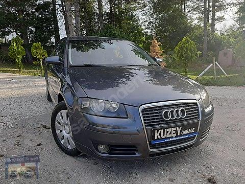 KUZEY GARAGE'DAN 2006 MODEL AUDİ A3 1.6 OTOMATİK...