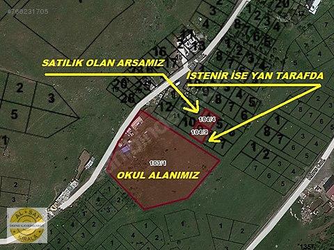 Bülent ATEŞCİ'den 207 m2 104 Ada 4 Parselde Satılık...