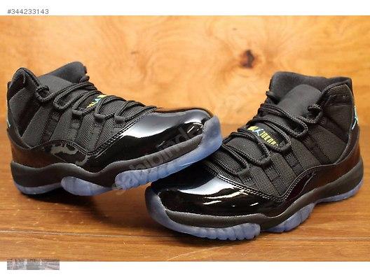 size 40 e59af beb36 Athletic & Outdoor / Nike Air Jordan 11 Retro Black Gamma ...