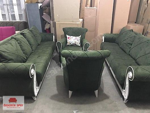 Living Room Furniture Kacmaz Koltuk Takimi Kampanyasi Tay