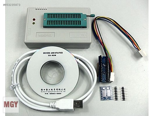 Mini Pro TL866 TL866A MCU Bios Eprom Programlayıcı at