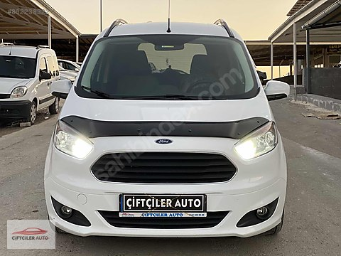 Çiftçiler auto dan 2017 model Fort Tourneo Courier...
