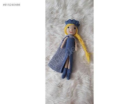 Sevimli Elsa Bebek Amigurumi Organik Oyuncak - n11.com   360x480