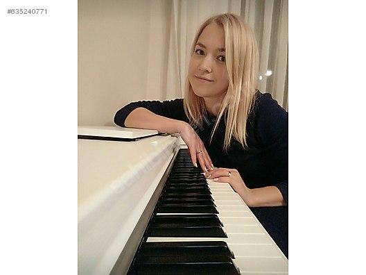 Özel piyano dersi at 635240771