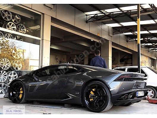 Lamborghini Uretimi Inc Otomobil Arazi Araci Janti 750 Tl