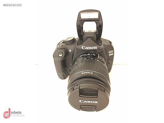DSLR / Canon / EOS 1200D