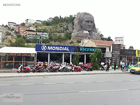 ATV ŞÖLENİ MOTOROOMDA- KUBA - YUKİ - ARORA -MONDİAL...