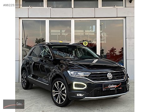 GALLERY'DEN 2019 VW T-ROC HİGHLİNE CAM TAVAN HATASIZ-BOYASIZ