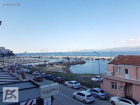 Mudanya,Marina'da Deniz Sıfır,3+1 Ara Kat,Havuzlu...