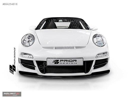 Cars & SUVs / Exterior Accessories / Prior Design - Porsche