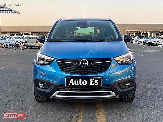 Opel Crossland X 1 5 Cdti Excellence Auto Es Den 2020 Opel Crossland Sifir Km 1 5cdti Sahibinden Comda 857257482