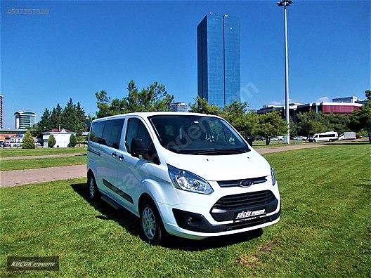 Ford Otosan Tourneo Custom 22 Tdci 300 L Titanium 2013
