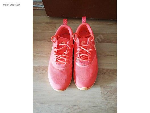 premium selection 4391e 3a356 Orjinal nike air max thea bayan ayakkabısı 37.5 numara